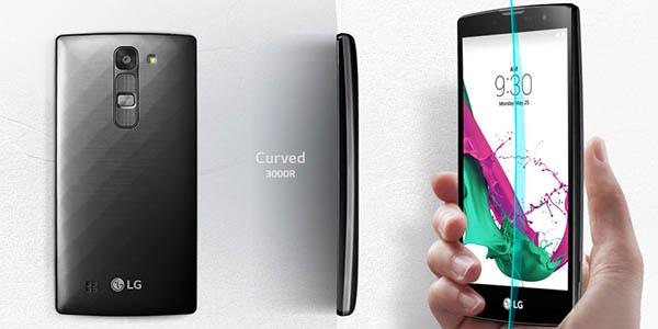 Pantall curva LG G4c