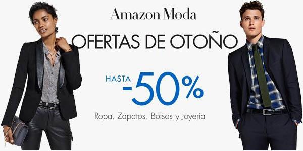 Ofertas Otoño Amazon Moda