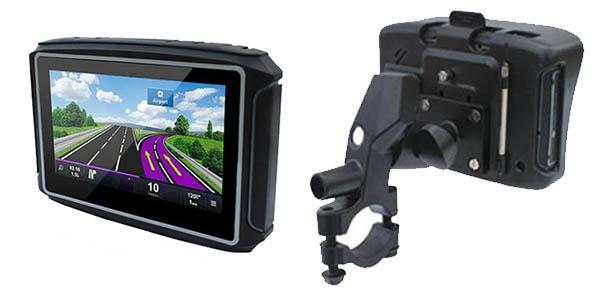 Anclaje moto navegador GPS