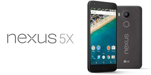 Nexus 5x barato