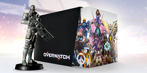 Overwatch Origins Coleccionista