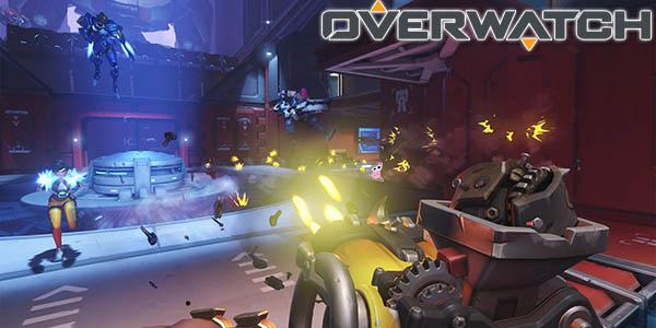 Captura juego Overwatch