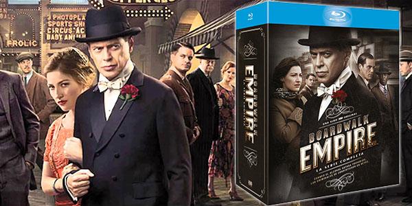 Pack Boardwalk Empire Blu-Ray