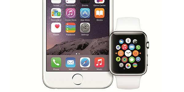 Oferta iPhone 6s + Apple Watch