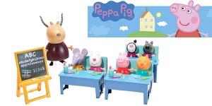 Peppa Pig aula colegio