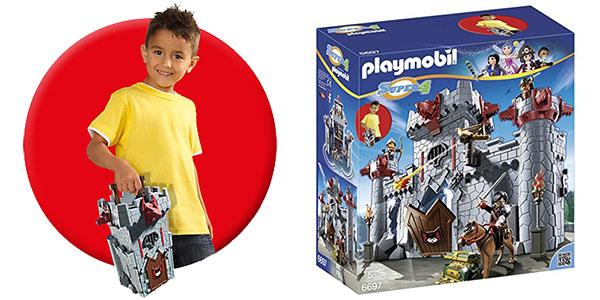 Castillo Barón Negro Playmobil