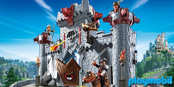 Castillo maletín Playmobil