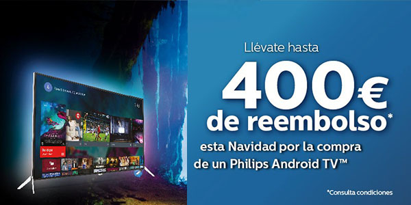 Promoción TV Philips