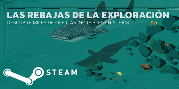 Rebajas de la exploración Steam 2015