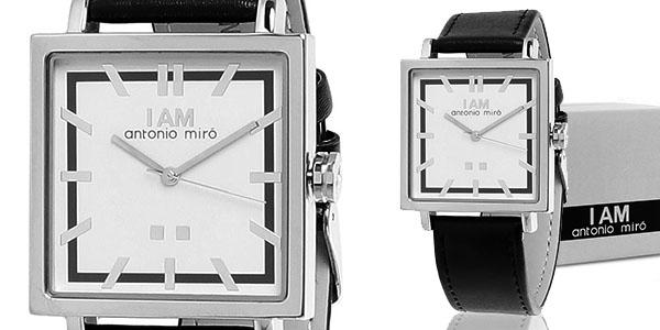 Reloj hombre Antonio Miró I AM