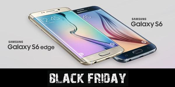 Samsung S6 en el Black Friday