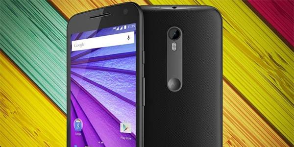 Teléfono móvil Motorola Moto G