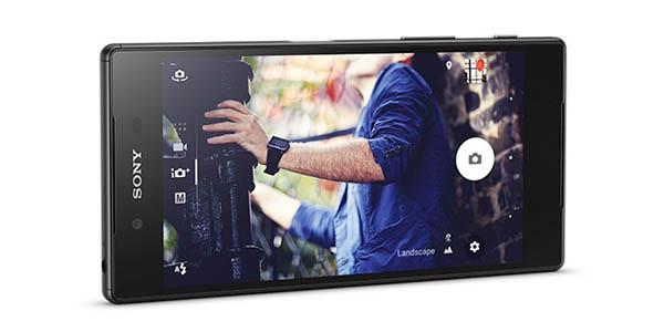 Cámara Sony Xperia Z5