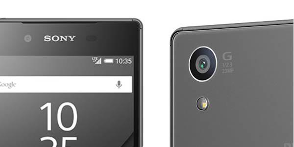 Sony Xperia Z5 libre
