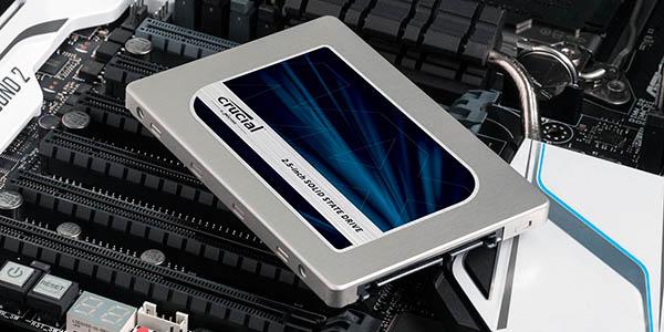 Crucial MX200 1 TB en Amazon