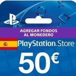 Tarjeta PSN Card barata saldo Playstation Store en Amazon