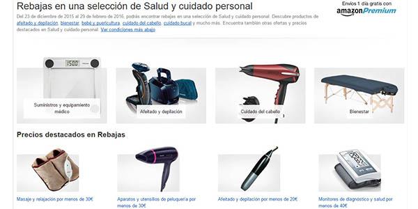 amazon rebajas salud-cuidado personal