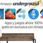 Apps gratis con Amazon Underground