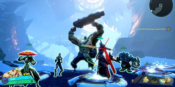 Videojuego Battleborn para Steam