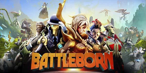 Battleborn para PC