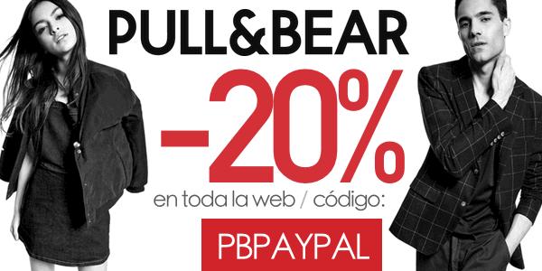 Cupón descuento Pull&Bear Navidad 2015