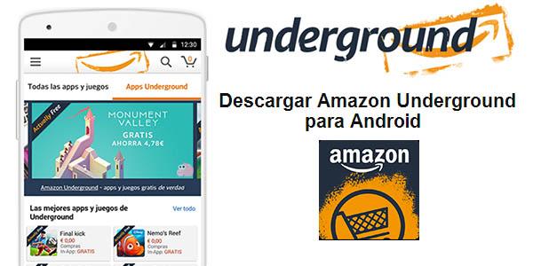 Descargar Amazon Underground
