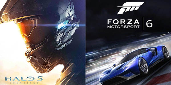 Comprar Halo 5 + Foza 6
