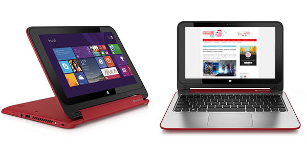Portátil HP Pavillion X360 11-N007NS