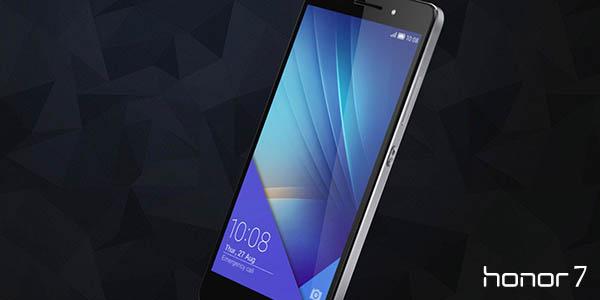 Huawei Honor 7 gris