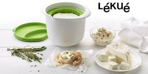 lekue recipiente hacer queso