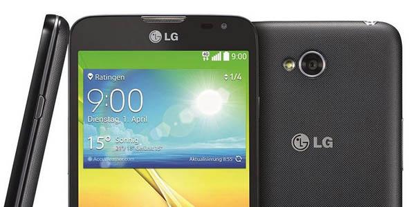 Móvil libre LG L70