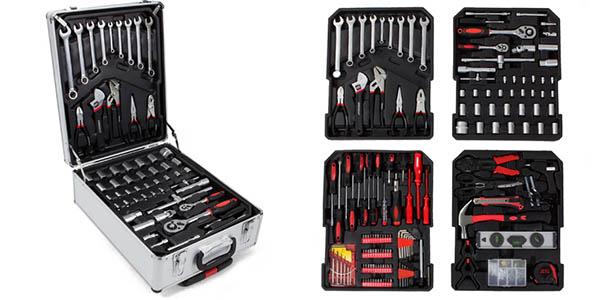 Caja de herramientas 251 piezas
