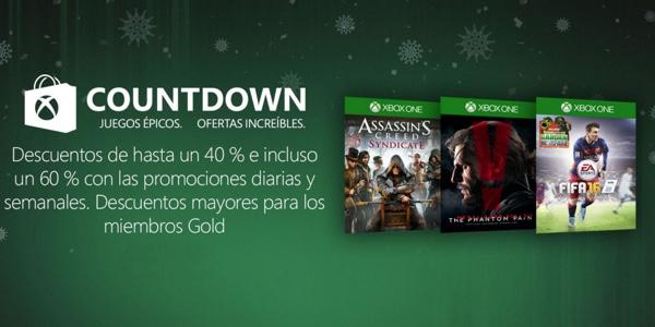 Xbox Rebajas enero 2016