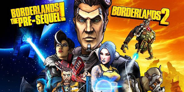 Borderlands 2 + Borderlands: The Pre-Sequel
