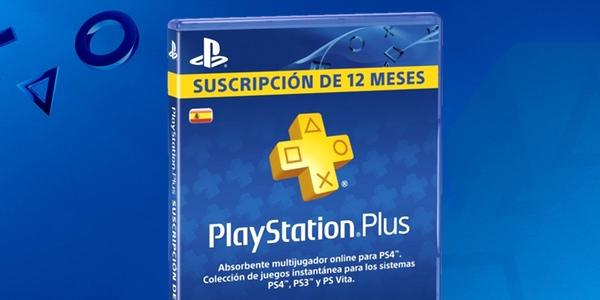 Playstation Plus Suscripción 365 días barata