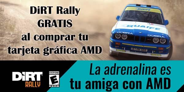 Promoción DiRT Rally gratis