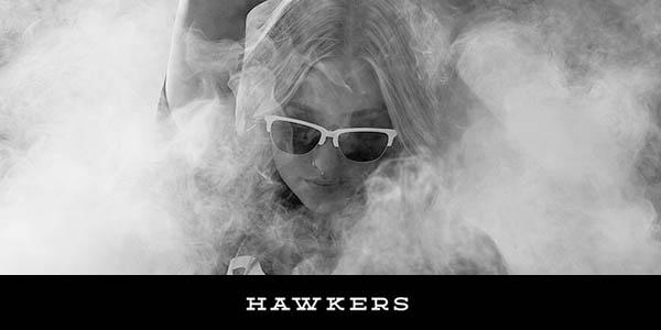 Promoción gafas Hawkers en Rakuten