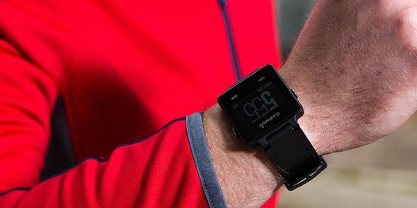 Garmin VIvoactive HRM con aplicaciones deportivas