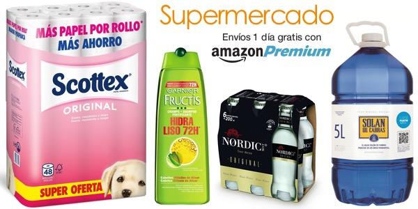 Chollos supermercado Amazon diciembre 2015