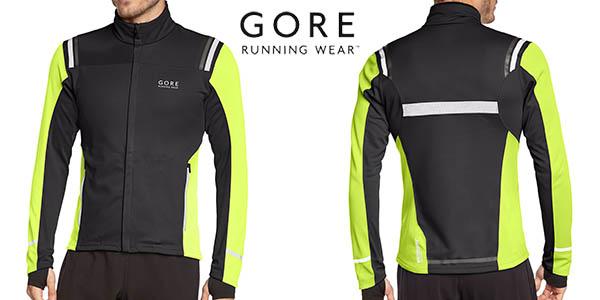 Cortavientos Gore Running Wear Mythos 2.0 Windstopper