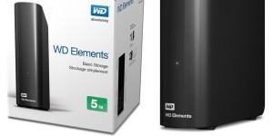 Disco duro externo 5 TB barato