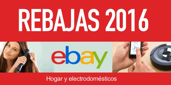 rebajas en electrodomésticos y hogar eBay