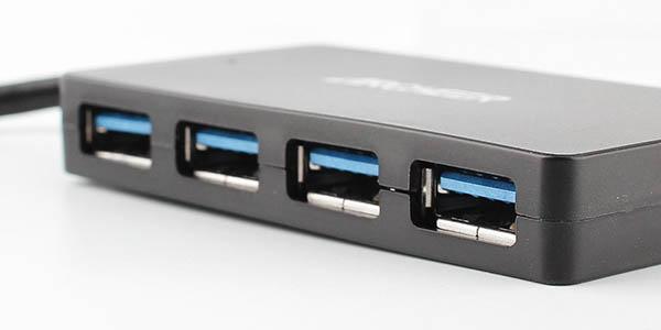 Adaptador USB Type-C a USB 3.1