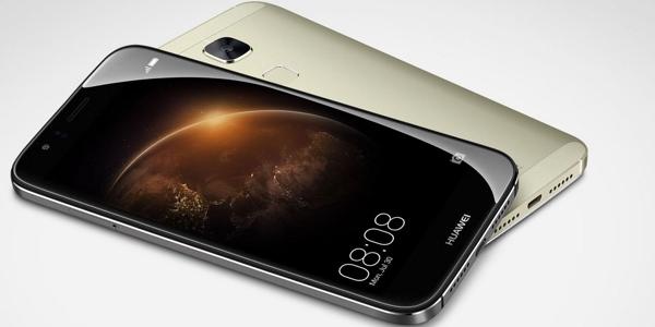 Huawei G8 diseño