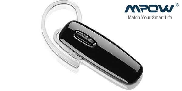 Manos libres Bluetooth Mpow Cobble MBH9