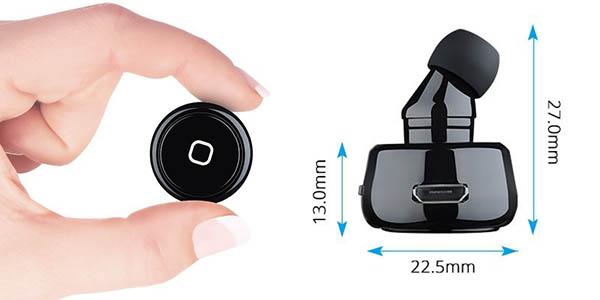 Manos libres Bluetooth pequeño