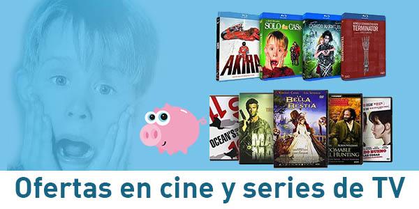Ofertas en Blu-ray y DVD