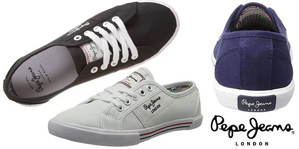 Pepe Jeans Aberlady zapatillas casual mujer baratas