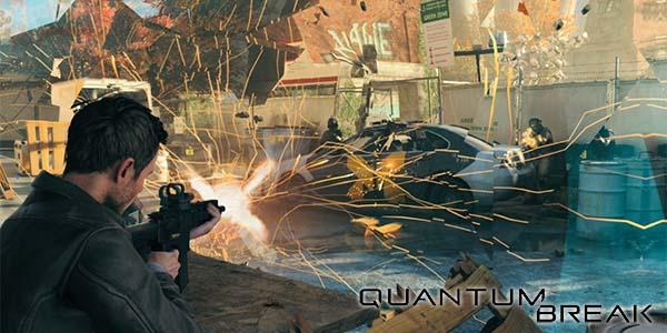 Gameplay juego Quantum Break