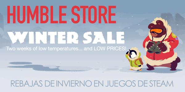 Rebajas invierno Humble Store